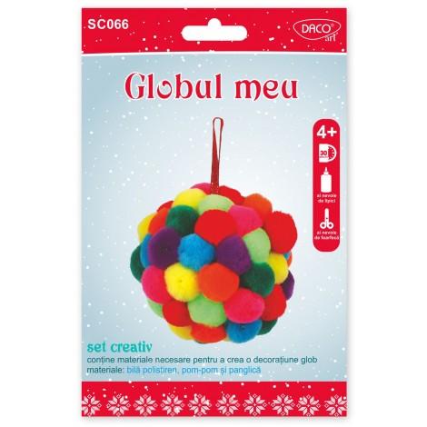 Set Creativ - Globul Meu