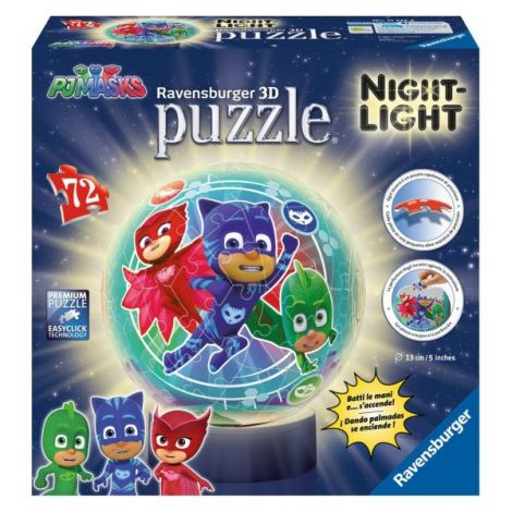 PUZZLE 3D EROI IN PIJAMALE M2