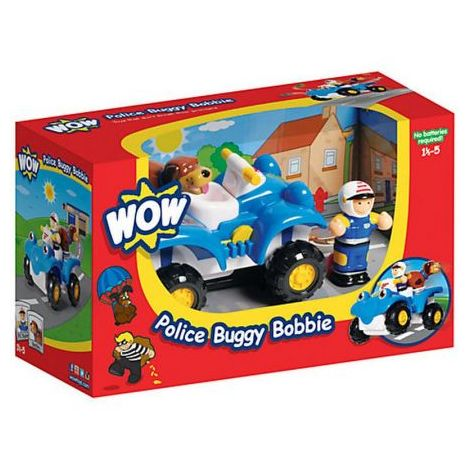 Buggy politie bobbie wow w10345