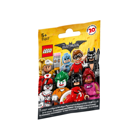 Minifigurina LEGO seria Batman Movie (71017)