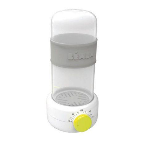 Incalzitor biberoane si sterilizator Baby Milk Second Neon