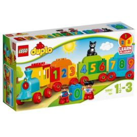 Trenul cu numere LEGO DUPLO (10847)