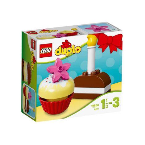 Primele mele prajituri LEGO DUPLO (10850)