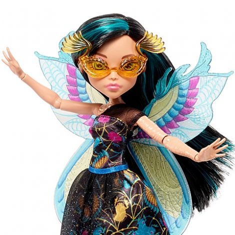 Papusa Cleo de Nile - Monster High Garden Ghouls