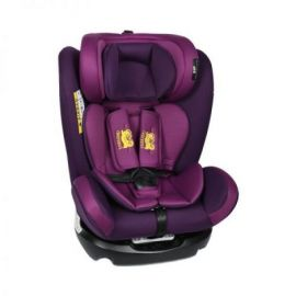 Scaun Auto Riola plus cu Isofix Crocodile Purple 0 36 kg