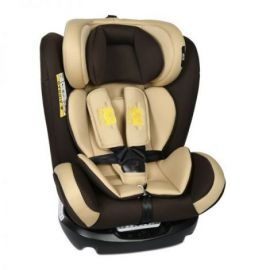 Scaun Auto Riola plus cu Isofix Crocodile Coffee 0 36 kg