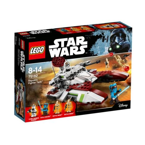 Republic Fighter Tank (75182)