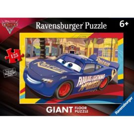 PUZZLE CARS, 125 PIESE