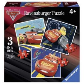 PUZZLE CARS, 25/36/49 PIESE