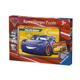PUZZLE CARS, 2x12 PIESE