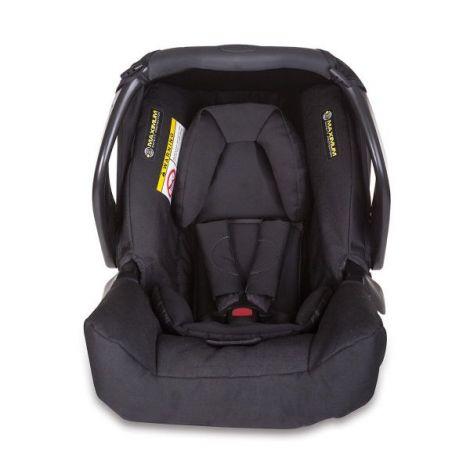 Scaun auto Junior Baby - Snugfix Extrem Black