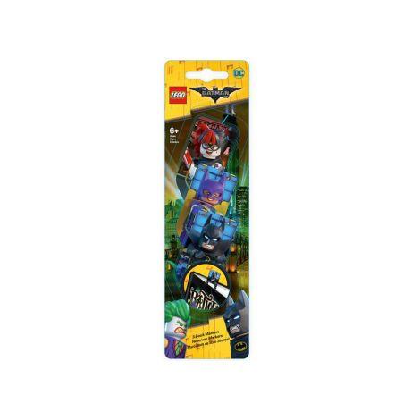 Set 3 semne de carte LEGO Batman Movie (51761)
