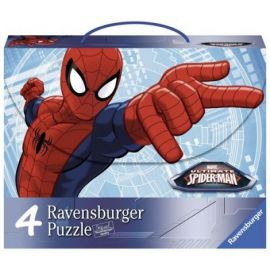PUZZLE SPIDERMAN, 2x64, 2x81 PIESE