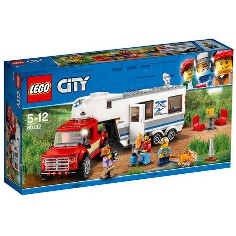 Camioneta si rulota (60182)