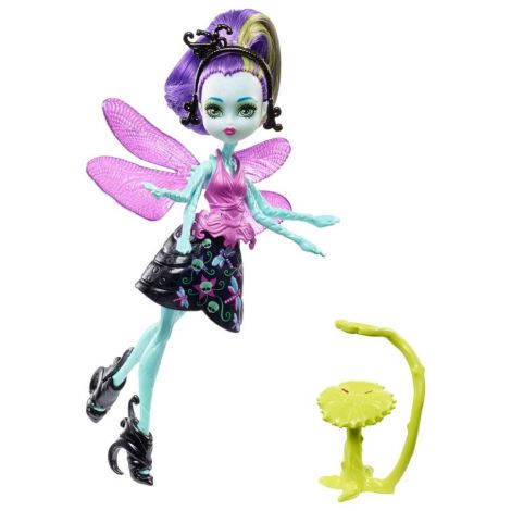 Papusa Wingrid - Monster High Garden Ghouls