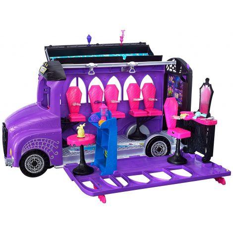 Set de joaca Monster High - Autobuz scolar Deluxe