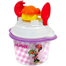 Galetusa pentru plaja Minnie Mouse