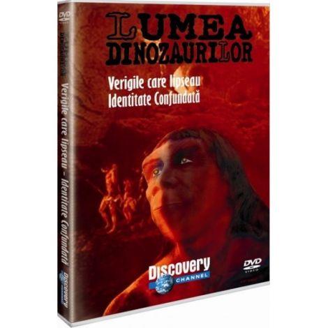 DVD Lumea dinozaurilor Verigile care lipseau - Identitate confundata Discovery