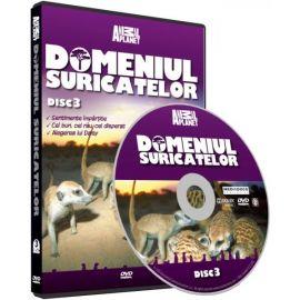 DVD Domeniul Suricatelor disc 3 Discovery
