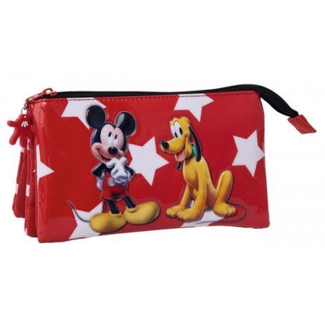 Penar 3 compartimente Mickey Pluto Stars