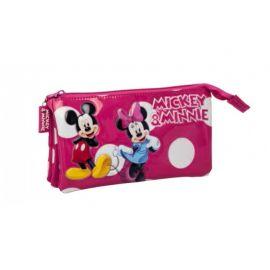 Penar Minnie & Mickey Lunares 3 compartimente