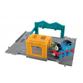 Thomas & Friends Set portabil cu Thomas Take N Play