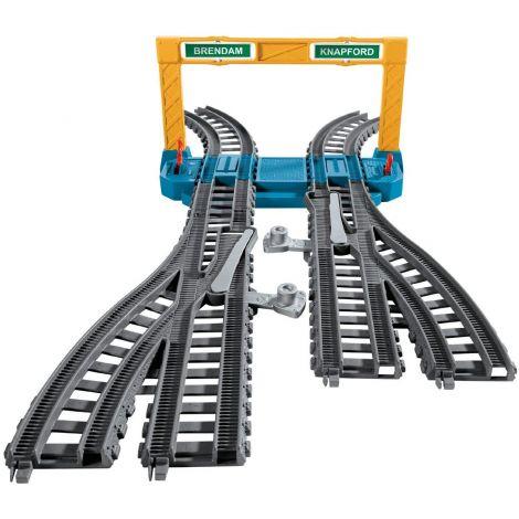 Sine duble cu macaz Thomas & Friends Track Master