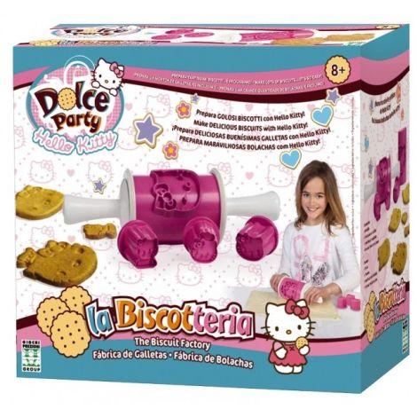 Fabrica de biscuiti Hello Kitty Giochi Preziosi