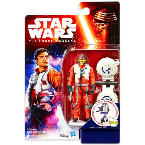 Hasbro Figurina Star Wars Poe Dameron