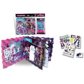 Album de abtibilduri Monster High
