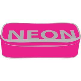 Penar simplu Neon Oxy Roz