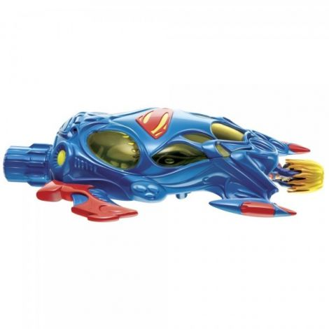 Figurina Man of Steel Lansator Solar Force Launcher