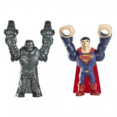 Figurina lansatoare Man of Steel Ultra Hero Superman