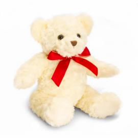 Ursulet de plus traditional crem 20 cm Keel Toys