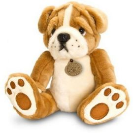 Forever Puppies Catelus de plus Boxer 25 cm Keel Toys