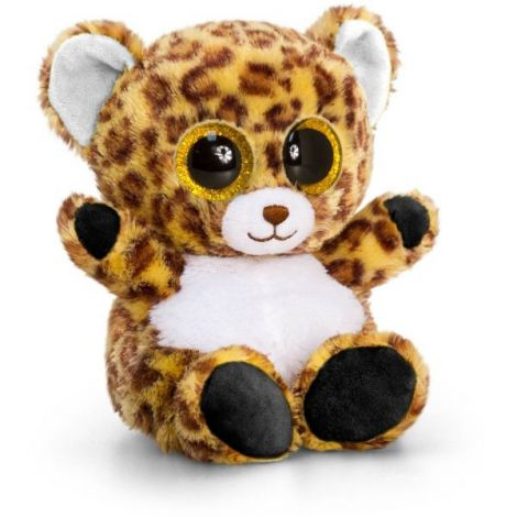 Leopard de plus Animotsu 15 cm Keel Toys