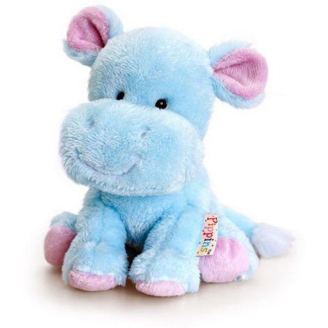 Hipopotam de plus Pippins 14 cm Keel Toys