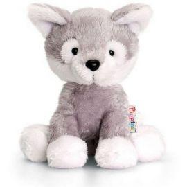 Catel Husky de plus Pippins 14 cm Keel Toys