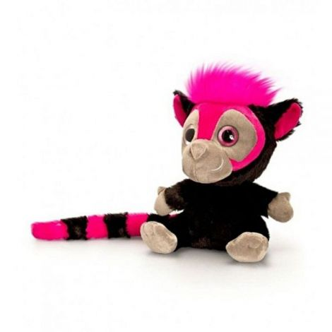 Lemur de plus Moonlings Negru 14 cm Keel Toys