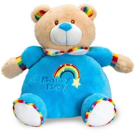 Ursulet de plus bleu 26 cm Keel Toys