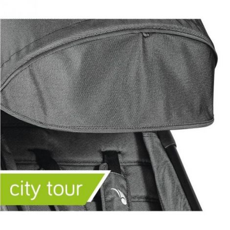 Carucior City Tour Charcoal