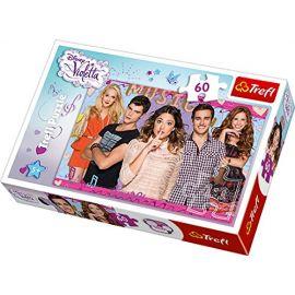 Puzzle Violetta Secretul Violettei 60 piese Trefl