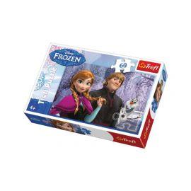 Puzzle Frozen 60 de piese Trefl