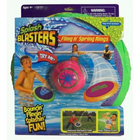 Set Splash Blasters