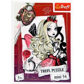 Mini Puzzle Apple White Ever After High 54 piese Trefl