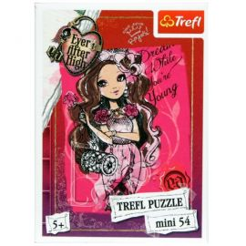 Mini Puzzle Briar Beauty Ever After High 54 piese Trefl