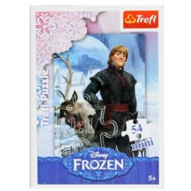 Mini Puzzle Frozen Kristoff 54 piese