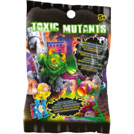 Toxic Mutants Figurina in Pachet surpriza