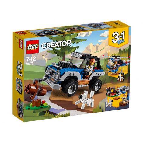 Masina de aventuri (31075)