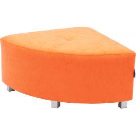 Coltar portocaliu inaltime 35 cm colectia Flexi